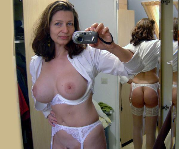 Sexy Milf Fucks Neighbor