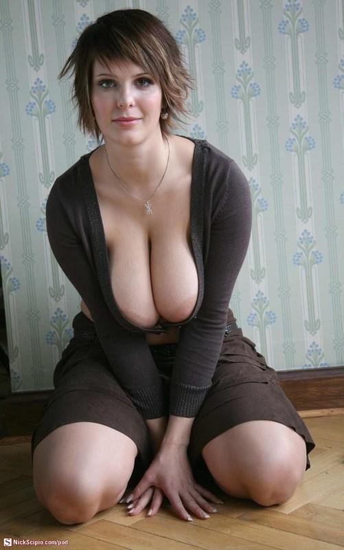 Milf et gros seins
